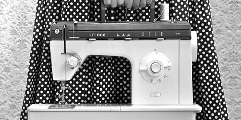 ricambi perfetti con la macchina da cucire